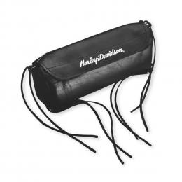 HNDLBAR/FORK BAG- SOFT LEATHER