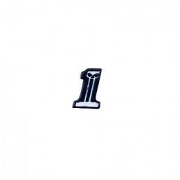 WILLIE G #1 LOCKET LOCKET CHARM