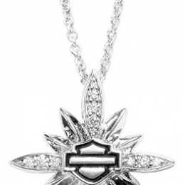 STARBUST BLING NECKLACE