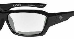 HD KICKER CLEAR GLOSS BLACK
