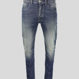 ROKKER TECH DENIM STRETCH SLIM W38/L34