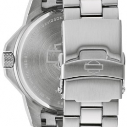 WATCH MENS B&S SILVER COLLECTION
