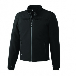 JACKET-WOLF POND,PPE,TXT,BLK