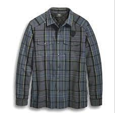 SHIRTJACKET-SNAP FRONT,L/S,WVN