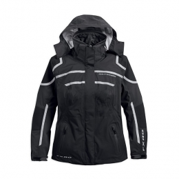 RAINWEAR-JACKET,RIDING,BLK