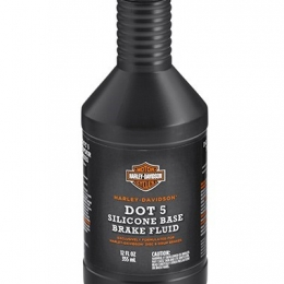 DOT 5 BRAKE FLUID,12-OZ BTL