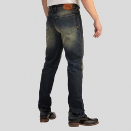 ROKKER TECH DENIM STRETCH STRAIGHT W34/L34