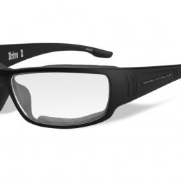 HD DRIVE2 CLEAR MATT BLACK