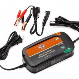 CHARGER, BATTERY, 5A, EUROPE