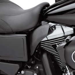 MID FRAME AIR DEFLECTOR, DYNA