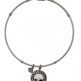WILLIE G DISC BANGLE BRACELET
