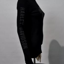 TURTLENECK-KNIT,BLACK