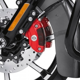 KIT-CALIPERS,FRONT,RED