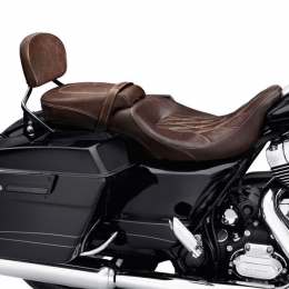 TOURING PILLION, BROWN W/ GOLD