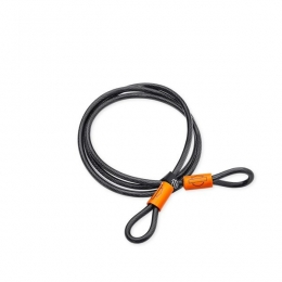 DBL-LOOPED CABLE,7FT X 10MM