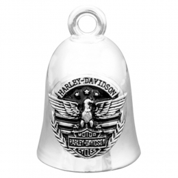 EAGLE & STRIPES RIDE BELL