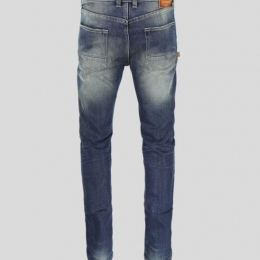 ROKKER TECH DENIM STRETCH SLIM W30/L34