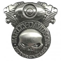 SKULL ENGINE CAST PIN
