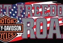 HD FREEDOM ROAR TIN SIGN