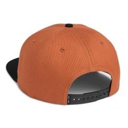 CAP-BB,WOVEN,ORANGE
