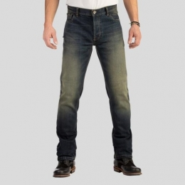 ROKKER TECH DENIM STRETCH STRAIGHT W38/L34