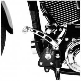 BILLET SHIFT LEVER, CHROME